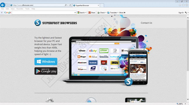 Remove Superfast Browser