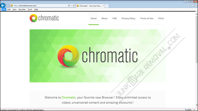 Chromatic Browser