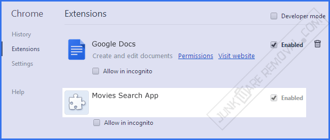 Movies Search App