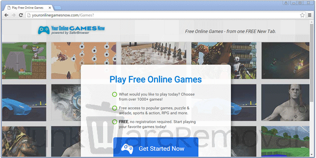 Your Online Games Now