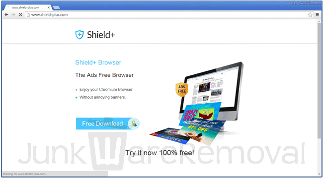 Shield+ Browser