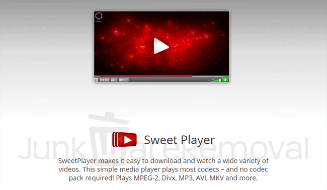 sweet-player