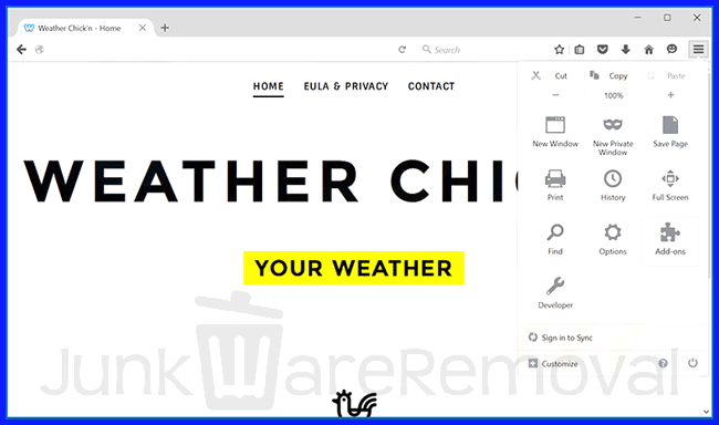 Weather Chick'n