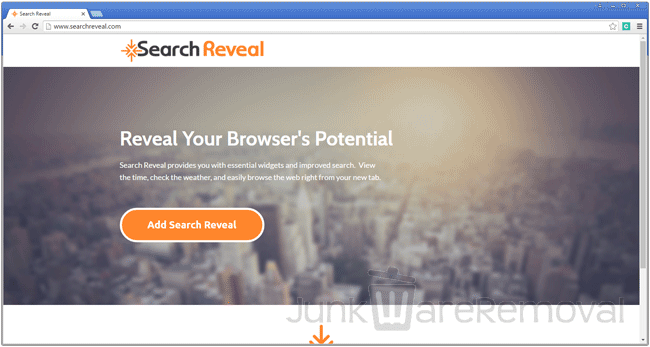 Search Reveal