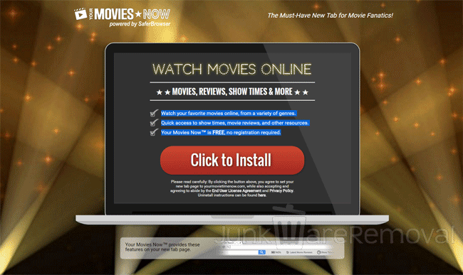Your Movies Now