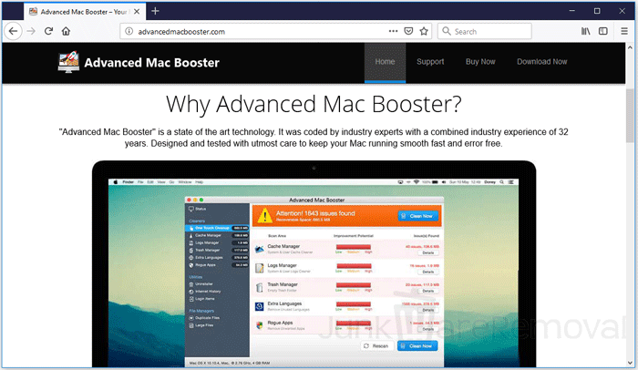 Advanced Mac Booster Removal Guide